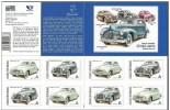 CESKA CZECH Republic 2015 - Old Cars, SKODA, Stamps Booklet MNH (Specimen) - Blocks & Sheetlets