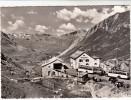 AK Julierpass Mit Hospitz, Autos Und Busse, Verlag Furter, Davos, Fotokarte, Ca. 1955 - GR Graubünden