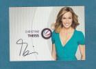 Christine Theiss ( Ehemalige Deutsche Kickboxerin )-  Persönlich Signiert - Autographes