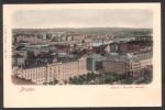P0256 - Czechoslovakia (19xx) Praha: View Of The City From Kinsky Garden - Tchéquie