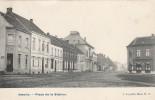 Assche - Place De La Station   - Scan Recto-verso
