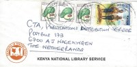 Kenya 2006 Kibwezi Pokot Traditional Dress Culture Avocado Cover - Kenia (1963-...)