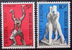BELGIQUE           N° 1707/1708           NEUF** - Belgique