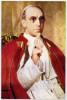 ROMA VATICANO PAPA PIO XII Pacelli Ordine Costantiniano Di San Giorgio CAVALLERIA - Popes