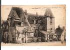 49 ANGERS N° 21 : Château Du Roi De Pologne / CPA P´C  (phototypie J. Poterie) Voyagée 1935 / Une Déchirure Coté Droit ! - Angers