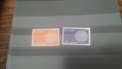 LOT 274780 TIMBRE DE ANDORRE NEUF** N�202/203 VALEUR 34,5 EUROS