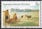 Australian Antarctic Territory SG64 1984 Definitive 5c Good/fine Used - Australian Antarctic Territory (AAT)