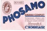BUVARD - ENGRAIS PHOSAMO - Agriculture