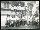 VINTAGE AMATEUR PHOTO BOYS GIRLS PRIMARY SCHOOL MOZAMBIQUE AFRICA LOURENÇO MARQUES MOÇAMBIQUE Mns76 - Afrika