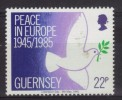 Grande-Bretagne - Ile De Guernesey N° 321 Neuf ** - Colombe De La Paix - Guernsey