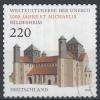 Duitsland - UNESCO Welterbe (XXII) 1000 Jahre St.-Michaelis-Kirche, Hildesheim - Gebruikt/gebraucht/used - Michel 2779 - UNESCO