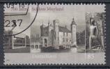 Duitsland - 700 Jahre Schloss Moyland, Bedburg-Hau - Gebruikt/gebraucht/used - Michel 2602 - Gebruikt