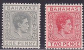 Bahamas Scott   101A, 1013B Mint NH - Bahamas (...-1973)