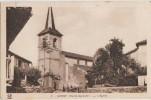 CPA 31 GIROSP PLace De L'Eglise 1954 - Sin Clasificación