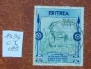 """C.i. 027 - Colonie Eritrea  - 1934 - II^ Mostra Coloniale Napoli L.1,25 """" Usato - Eritrea"""