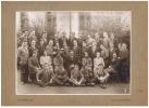 Photo Sur Carton D'une Classe Du Lycée De TULLE (Corrèze) _ Année Scolaire 1929/1930 (fr26) - Plaatsen