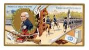 Chromo Pour Chocolat SUCHARD, Général / Commandant Célébre, Image 59 / E, Frederic Le Grand, Friedrich Der Grosse - Suchard