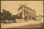 JARNAC Rare L'Hôtel De Ville (Bergevin Ramuntcho) Charente (16) - Jarnac