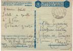 FRANCHIGIA POSTA MILITARE 3500 10° BERSAGLIERI MOTOCICLISTI DEL 1942 PER SAN PIERO IN BAGNO FORLI' (RL1643) - Guerra 1939-45