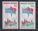 MADAGASCAR N°  362 & 363 ** MNH Neufs Sans Charnière, TB  (D379) - Madagascar (1960-...)