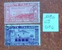 "C.i. 054 - Somalia Italiana   - 1926 - "" Centenario S.Francesco C.40,c.60 ""  Usati - Somalia"