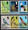 SEYCHELLES /Oblitérés/Used/1972 - Oiseaux - Seychelles (...-1976)