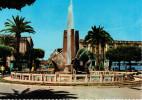 BRINDISI:   PIAZZA  CAIROLI  FONTANA  MONUMENTALE         (NUOVA) - Brindisi