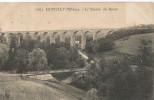 CPA LENTILLY (69) Le Viaduc Du Buvet - France