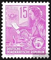 DDR 411 MNH 1953 Five-Year Plan (II) - [6] Democratic Republic