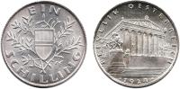 Autriche Oesterreich Austria 1 Schilling 1924 Argent Silver Silber - Austria