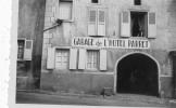 NOIRETABLE GARAGE DE L´HOTEL PARRET EN 1937 (PHOTOGRAPHIE) - Noiretable