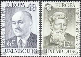 Luxemburg 1009-1010 (completa Edizione) MNH 1980 Europa - Luxembourg