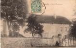 Dpt. 88410 - BLEURVILLE - Vosges - Rue De Monthureux - Cpa De 1907 - France