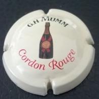 France Cap Capsule Champagne G.H MUMM Cordon Rouge - Mumm GH