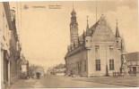HERENTALS: Groote Markt, Gemeentehuis - Herentals
