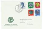 Suisse /Schweiz/Svizzera/Switzerland/ Pro- Patria //1962 FDC  Série Oblitérée 1er Jour - Pro Patria