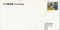 Kuwait cover sent to Denmark 1978