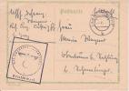 Feldpost - Res. Lazarett Lassnitzhöhe - Deutsche Wehrmacht - 1941 (18391) - Briefe U. Dokumente