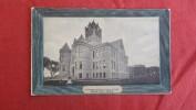 - Iowa - Iowa City  Johnson County Court House ------ ref 1977