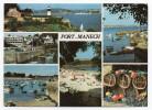 NEVEZ--PORT-MANECH--Multivues--,cpsm 15 X 10 N°10058  éd Belles éditions De Bretagne- - Névez