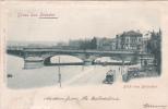 Germany 1900 Gruss Aus Dresden, Belvedere - Postcards