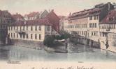 Germany 1900 Hannover, Insel, Postcard - Postcards
