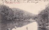 Germany 1906 Baden Baden, Der Waldsee, Postcard - Postcards