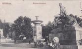 Germany 1906 Breslau Bismarckbrunnen, Postcard - Postcards