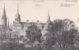 Germany 1907 Merserburg, Schloss Postcard - Postcards