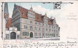 Germany 1908 Gruss Aus Hameln Old Building - World