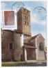 Uchizy - Eglise Romane - Journée Du Patrimoine 2015 Avec Timbre@moi (voute Décorée) Et Cachet De L'évènement - 2010-...