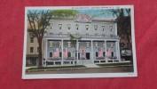 New York> Saratoga Springs  Rip Van Dam Hotel    -------    Ref 1978 - Saratoga Springs