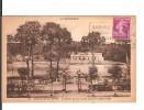 61 BAGNOLES De L´ORNE N°22 : Le Casino Du Lac Vu Des Jardins Du Grand Hotel / CPA Sépia Voy.1925 / B.E. - Bagnoles De L'Orne