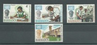 150023184  BARBADOS  YVERT   Nº 321/4  **/MNH - Barbados (1966-...)